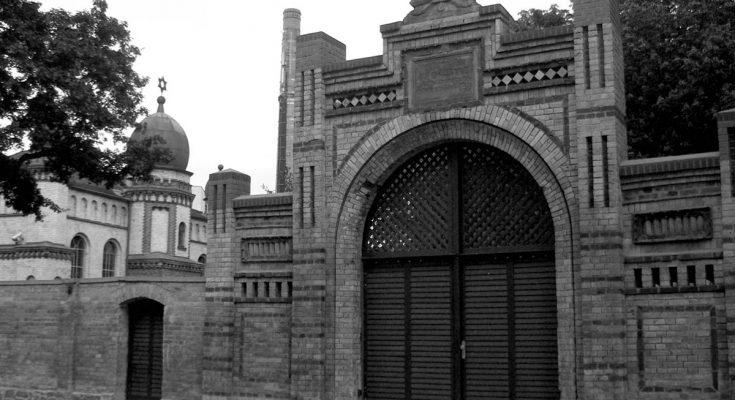 Synagoge in Halle