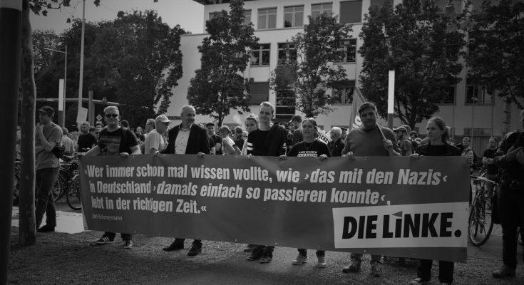 DIE LINKE gegen Nazis