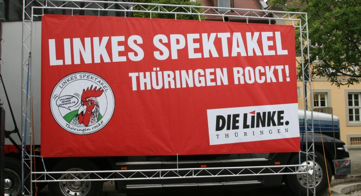 Mit CDU und SPD rockt es sich so mittel ... (Creative Commons CC BY-SA 2.0)