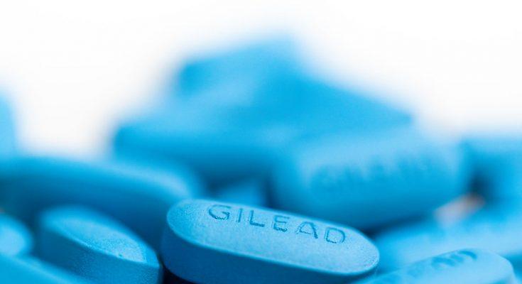 Gilead-Tabletten