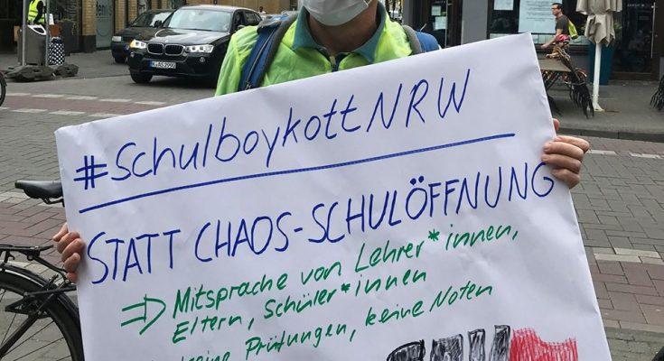 Schulboykott NRW