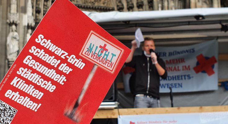 NRW: LINKE wählen!