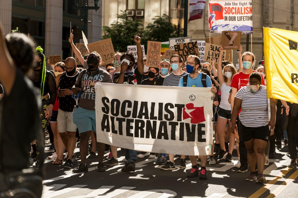Socialist Alternative ist die Schwesterorganisation der SAV in den USA