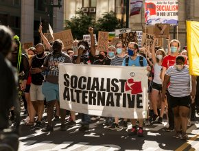 Socialist Alternative ist die Schwesterorganisation der SAV in den USA