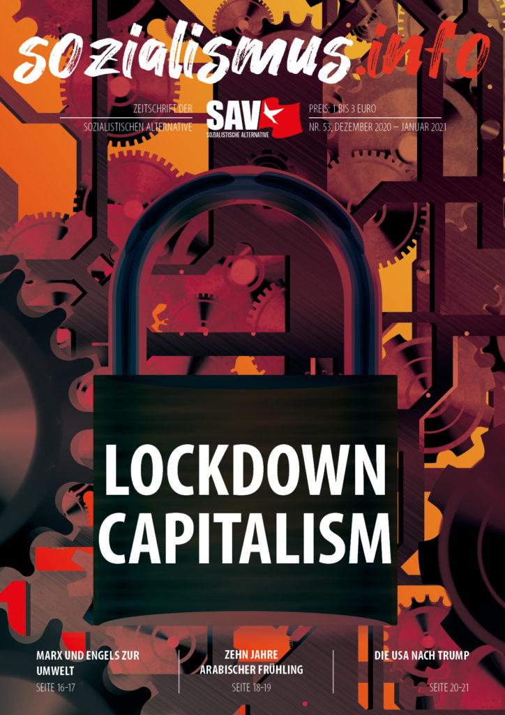 sozialismus.info Heft 53 - Lockdown Capitalism