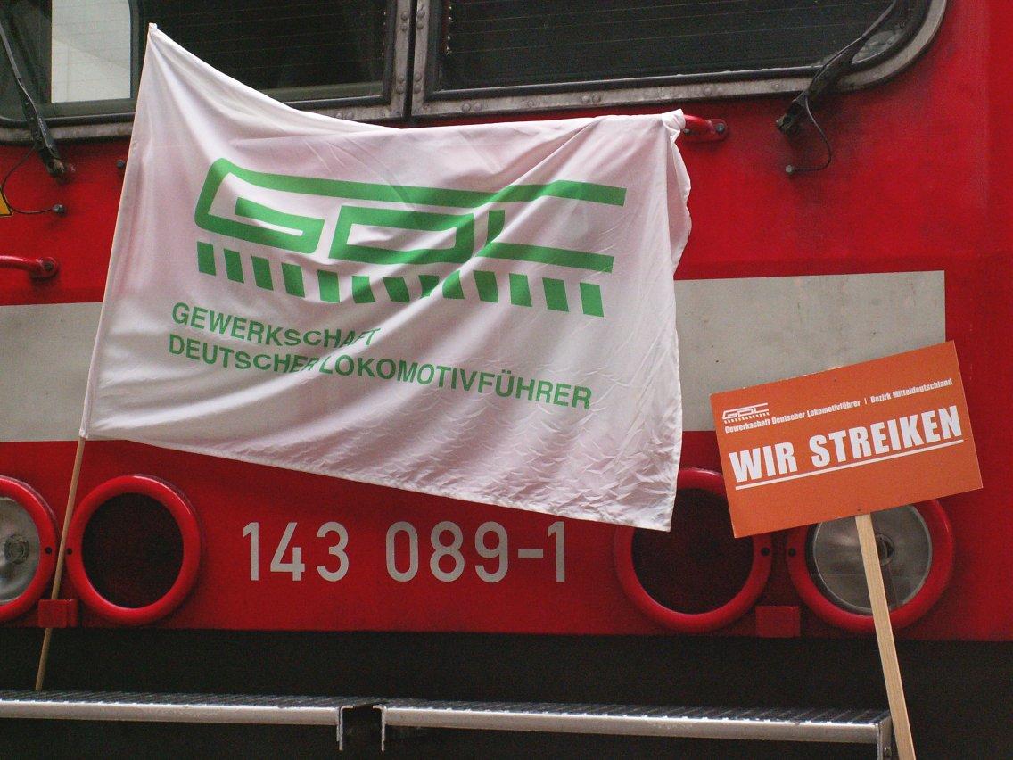 Deutsche Bahn Arbeitskampf Vs Tarifeinheit Sozialismus Info