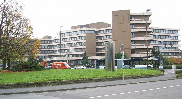 Das Troisdorfer Rathaus